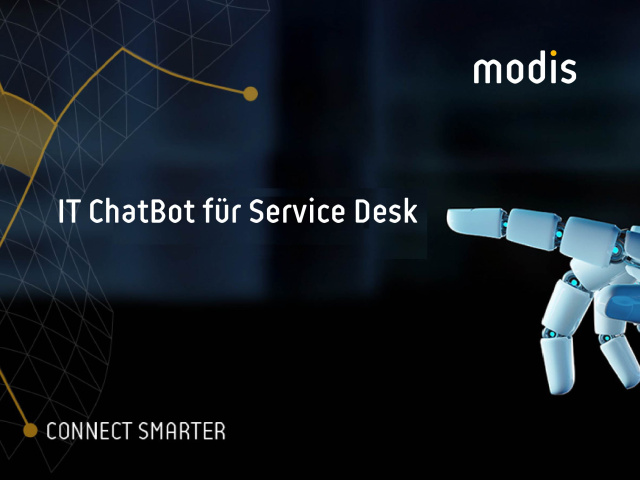 ChatBot for the IT Support
